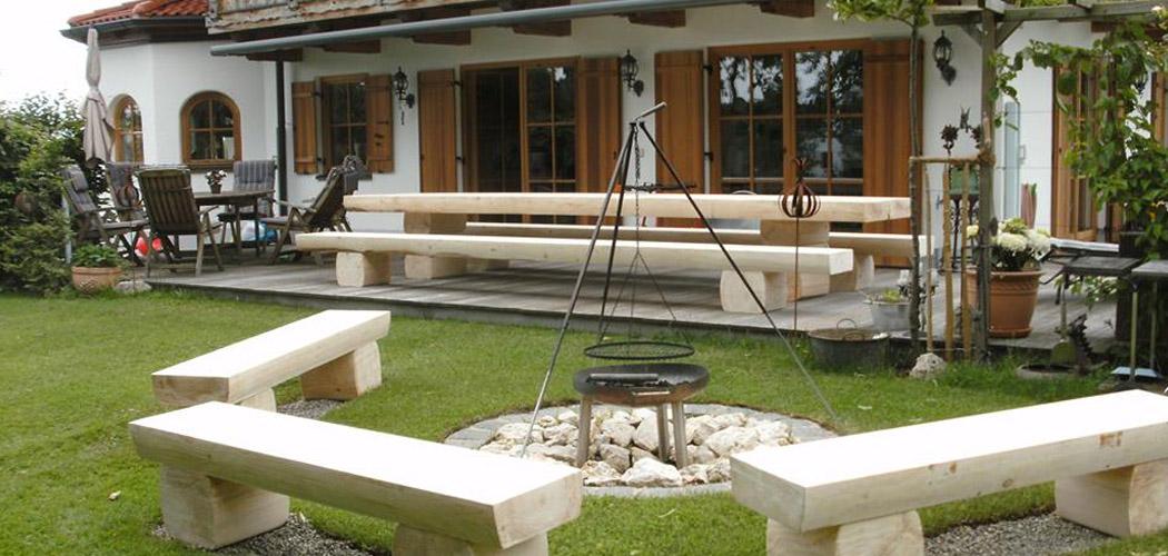 Holzcenter Ocker De Massive Schwabische Gartenartikel Aller Art